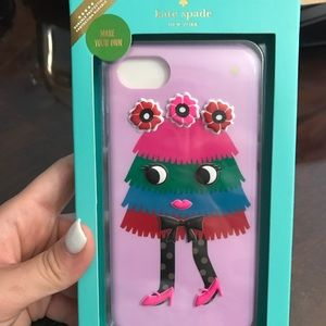 NWT Kate Spade iPhone 7 Case